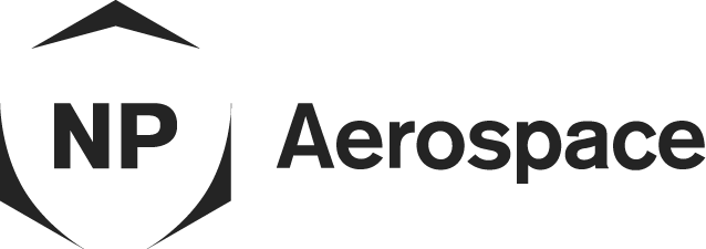 black_np_aerospace_logo