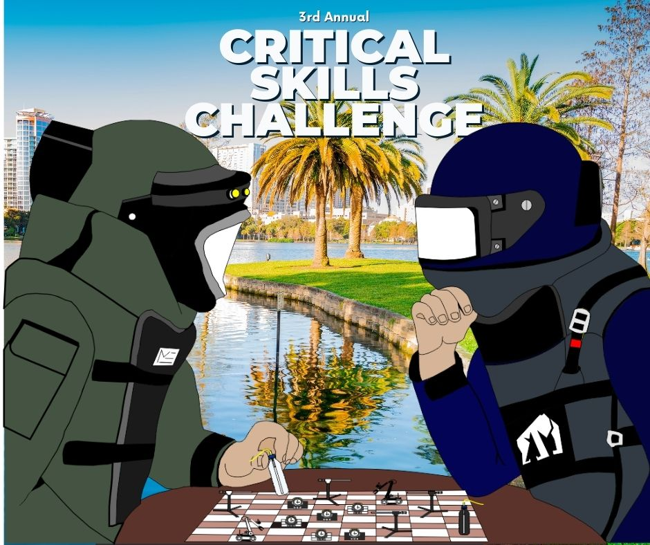 CRITICAL SKILLS CHALLENGE (Facebook Post)